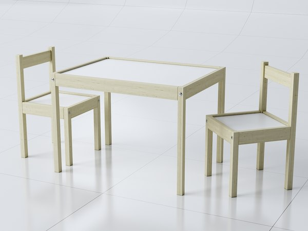 3D child table