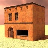 arabian house model