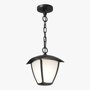 375070 lampione lightstar led 3D