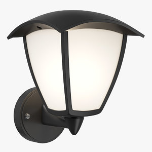 3D 375670 lampione lightstar led