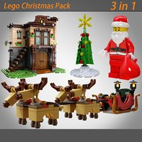 3 in 1 (Lego Christmas)