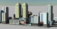 Modular City Pack Vol1
