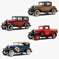 Ford Model A Collection