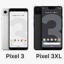 Google Pixel 3XL and Pixel 3