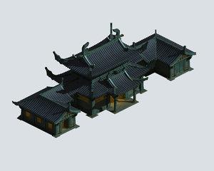 underground palace - si model
