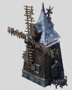 windmill workshop 1002 model