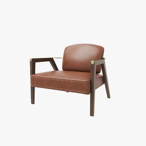 chair v25 3D model