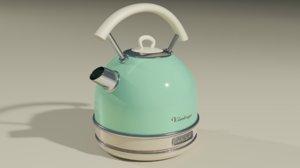 ariete vintage eletric jar 3D
