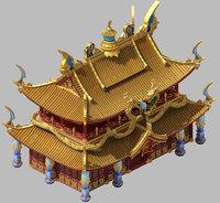 Architecture - Royal Palace - Main Building 01