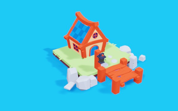 home sea 3D