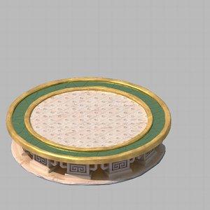 building - xinshoucun ladder 3D model