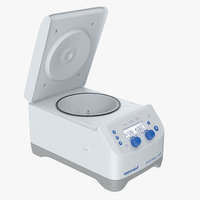 3D eppendorf centrifuge 5425 model