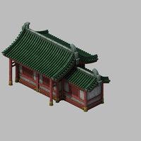 city bridge 3D model
