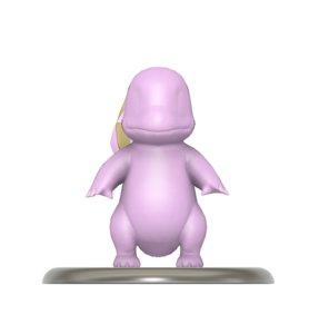 3D charmander pokemon