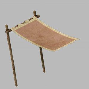 building - canopy 2701 3D model