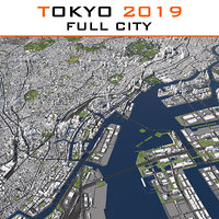 Tokyo Full City 2019