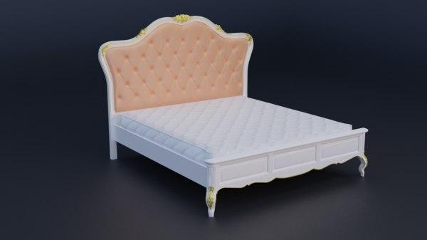 3D gianni taccini bed