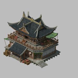 1142 69 3D model