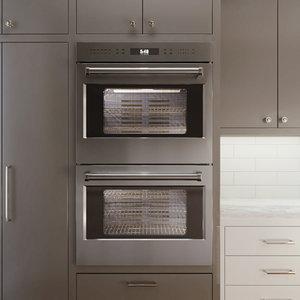 3D appliance oven