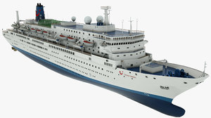 cruise vessel thomson celebration 3D model