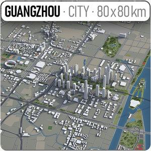surrounding - 3D model