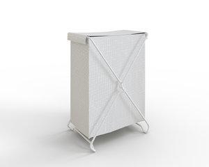 3D ikea torkis laundry basket