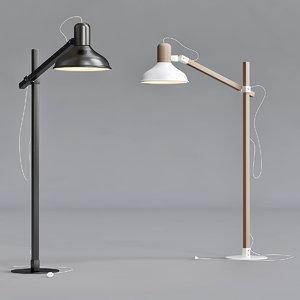 3D floor lamp nowodvorski 6534