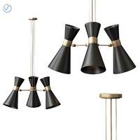 delightfull cairo chandelier 3 model