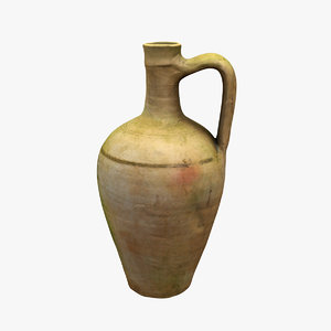 pitcher jug 3D model