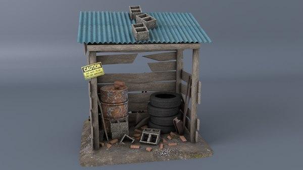 scrap asset model