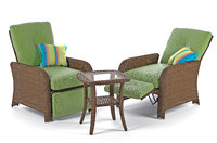 Sawyer Patio Recliner Set