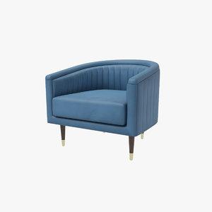 chair v27 3D model