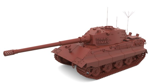 3D model ausf c