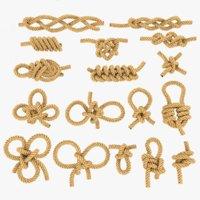 rope knot bundle