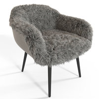 Armchair LOLA by Tommy M