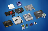 13 Video Game Consoles Pack Lowpoly