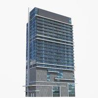 buildings 3 model