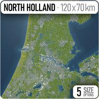 netherlands - 3D model