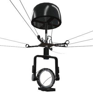 3D spidercam sports fields