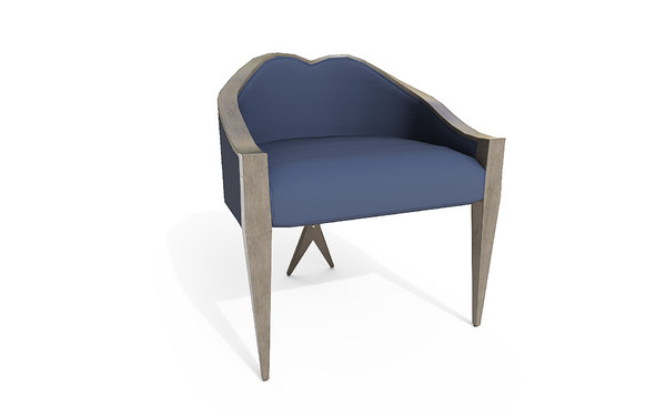 furniture seating chair 3D model