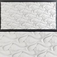 3D panel decor
