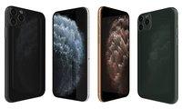 apple iphone 11 pro 3D