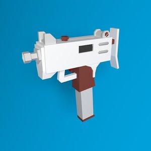 3D model games small