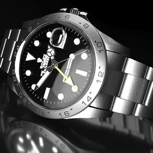 3D watch rolex oyster perpetual