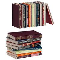 L3DV02G06 - books collection set