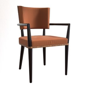 ritz dinning armchair therien model