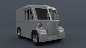 3D marmon herrington delivery