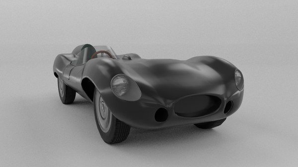 3D model 1955