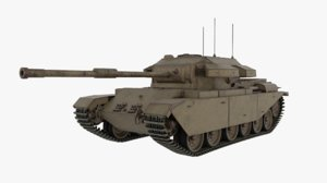 cention mk3 3D model