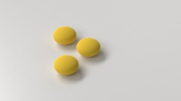 3D medicine pill 6